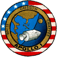 Apollo 1 Patch