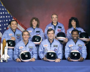 Challenger Flight 51-L Crew