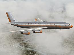 American Airlines Boeing 707