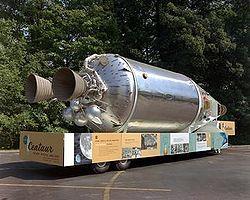 Centaur Rocket