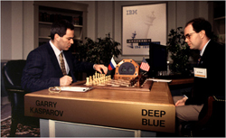 Kasparov vs. Deep Blue