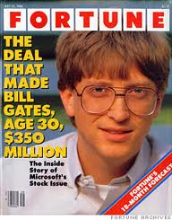 Microsoft IPO