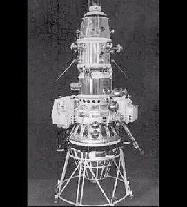 Luna 10 Orbiter