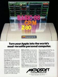 Z-80 Card Ad