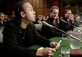 Metallica Sues Napster