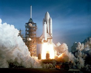 Space Shuttle Columbia STS-1