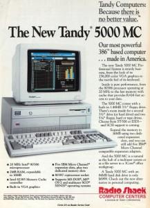 Tandy 5000MC