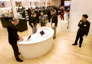 Apple Retail Store Announcement