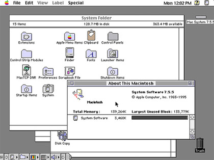 Mac OS System 7 - This Day in Tech History