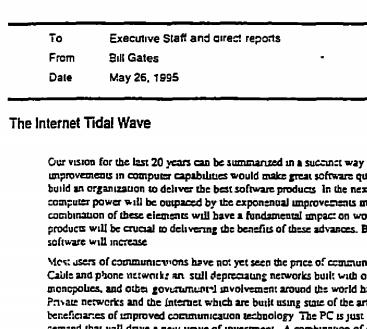 Internet Tidal Wave
