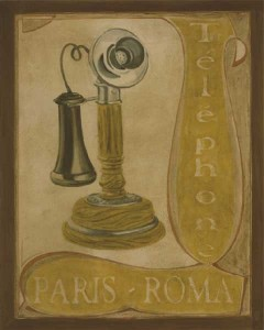 Paris Rome Telephone
