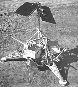 Surveyor NASA Lunar Lander