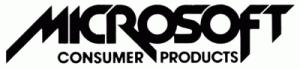 Microsoft Logo 1981