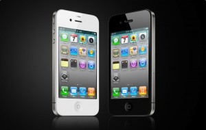 iPhone 4 White & Black
