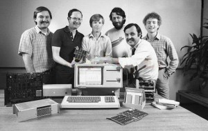 Apple Lisa and Team