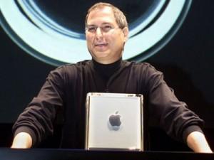 Steve Jobs & G4 Cube