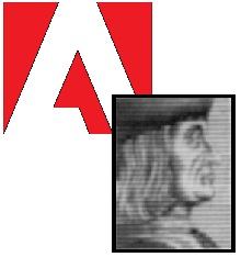 Adobe and Aldus Logos