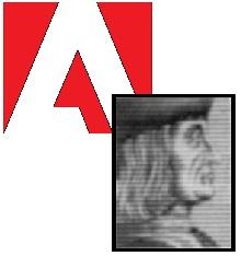 Adobe and Aldus Logos