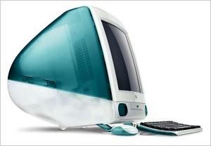 Bondi Blue iMac