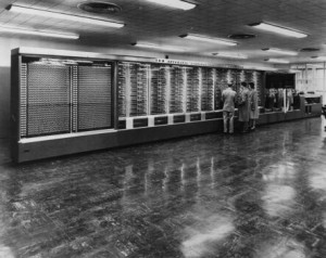 IBM ASCC, Harvard Mark I