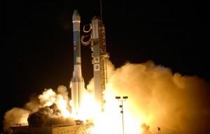 Mars Phoenix Launch