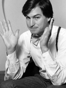 Steve Jobs 1985