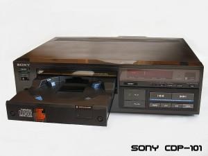 Sony CDP-101