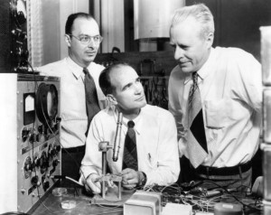 Bardeen, Shockley, Brattain; Inventors of the Transistor