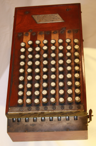 Early Comptometer