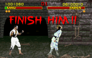 Mortal Kombat - Finish Him!