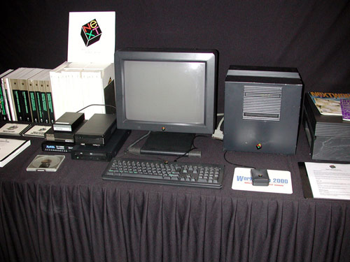 Steve jobs next computer this day in tech history