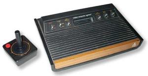 """Original Atari VCS """"Heavy Sixer"""""""