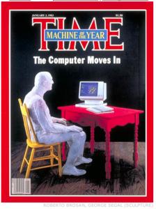 Machine of the Year 1982