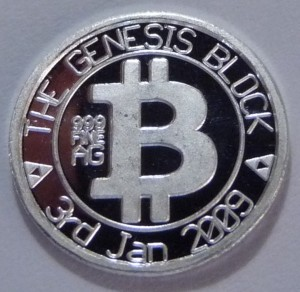 This isn't really the Bitcoin Genesis Block, but you knew that, right?